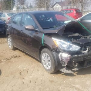Ontario Damaged car removal Service