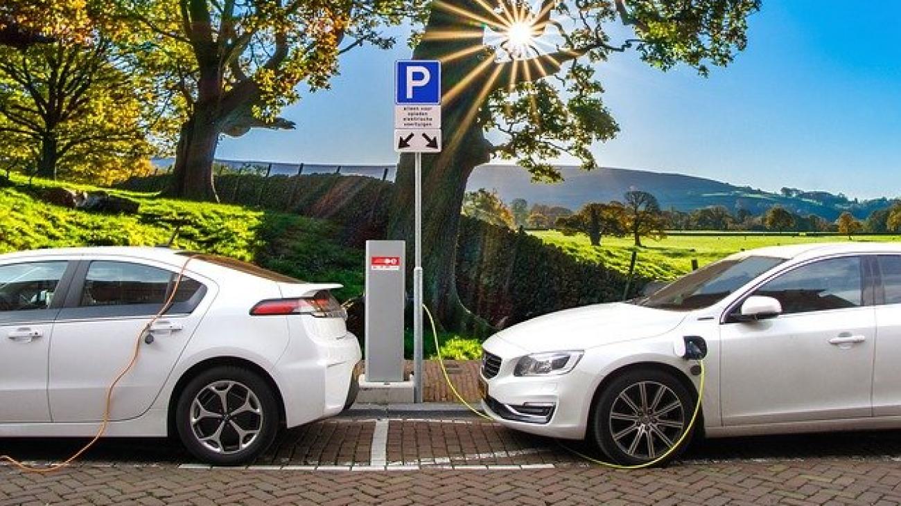 Electric cars in Canada