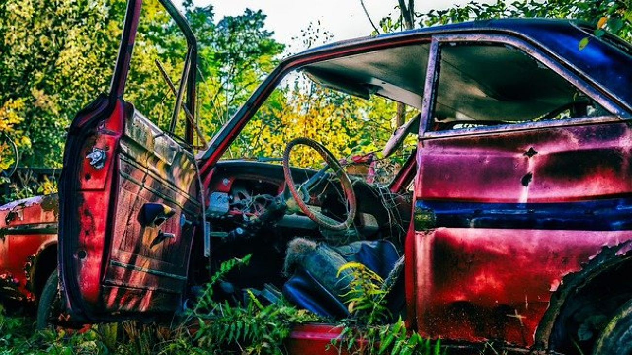 local junkyard